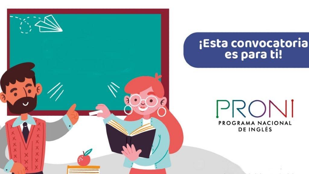 Convocatoria Programa Nacional de Inglés Guanajuato 2021 Foto: Especial