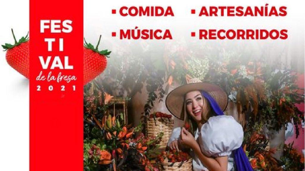 Festival de la Fresa Irapuato 2021: Cuándo es Foto: Especial