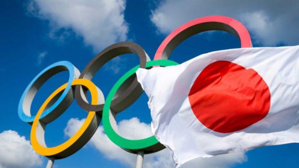 inauguración de los Juegos Olímpicos