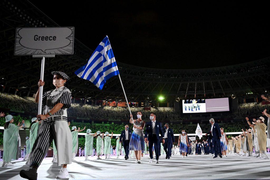 orden desfile paises juegos olimpicos 2020