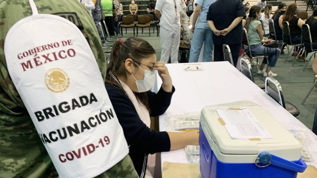 ¿Qué documentos llevar a la vacunación en Guanajuato? Foto: Especial