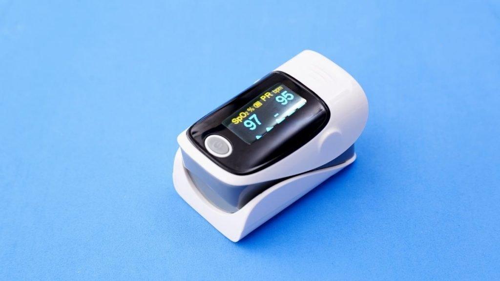uso correcto del oximetro de pulso covid