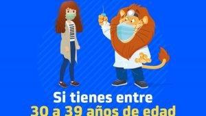 Vacuna Sinovac León, Guanajuato 30 a 39 años: Calendario Foto: Especial