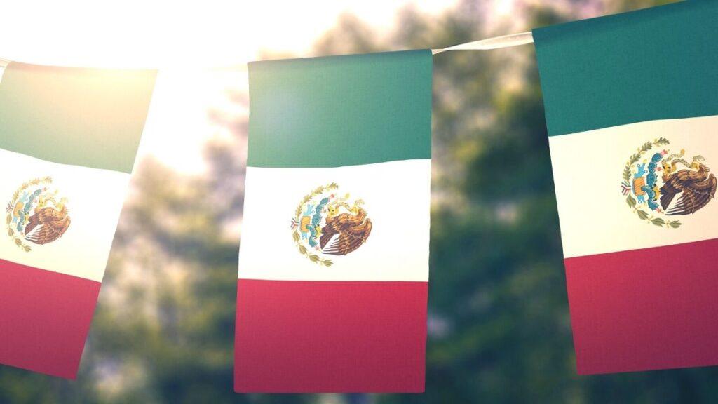 16 DE SEPTIEMBRE BANDERA DE MEXICO INDEPENDENCIA