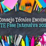 CTE PRODUCTOS CONTESTADOS2021 CONSEJO TÉCNICO ESCOLAR