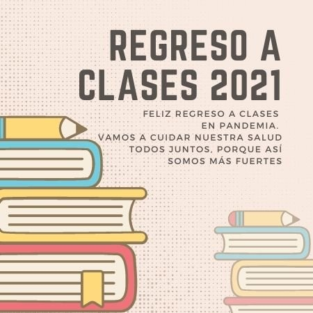 FRASES IMAGENES REGRESO A CLASES