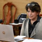 DELFINA GOMEZ SECRETARIA DE EDUCACION PUBLICA SEP CTE FASE INTENSIVA 2021