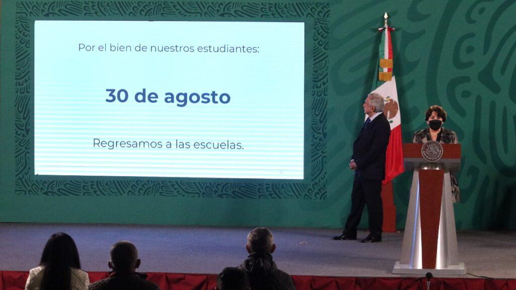 REGRESO A CLASES PRESENCIALES SEP 2021