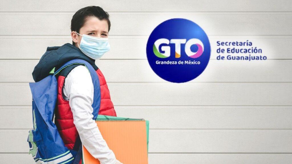 Regreso a clases presenciales Guanajuato 2021