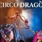 Circo Dragón Guanajuato 2021: Fechas de presentación y costo boletos Foto: Especial