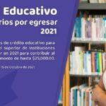 Crédito educativo para universitarios por egresar Guanajuato 2021: Convocatoria Foto: Especial