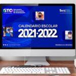 Calendario escolar 2021-2022 Guanajuato para imprimir o descargar Foto: Especial