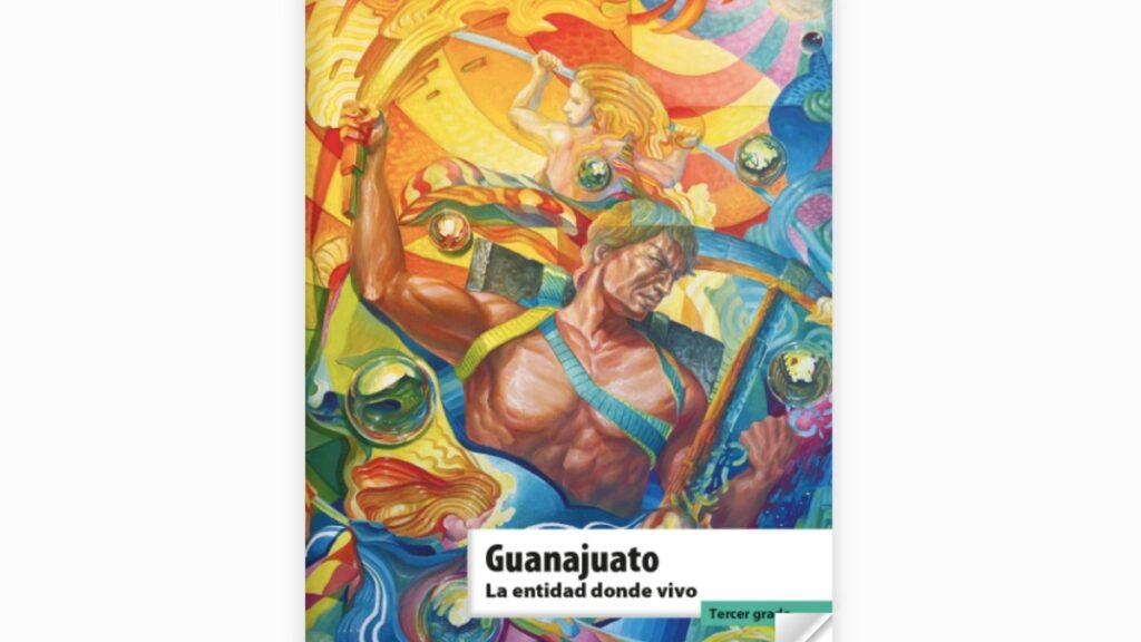 Libros de Texto Gratuitos Primaria 2021-2022 Guanajuato Foto: Especial