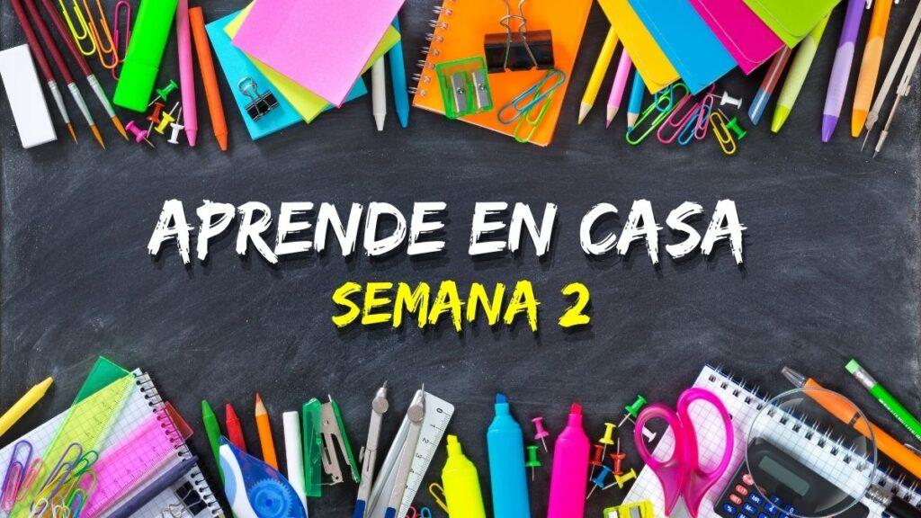 APRENDE EN CASA SEP 2021