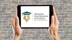becas jóvenes escribiendo el futuro 2021 subes