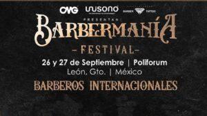 Festival Barbermanía Guanajuato 2021: Fecha, artistas y costa del boleto Foto: Especial