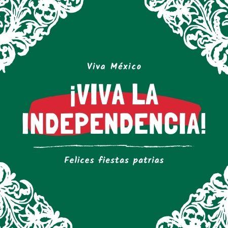 frases mexicanas 15 y 16 septiembre