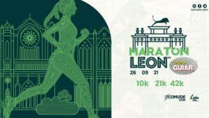 Maratón León Guiar 2021: Hora de cierre y apertura de vialidades Foto: Especial