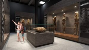 Congreso del estado de Guanajuato aprobó inversión del nuevo Museo de las Momias Foto: Especial