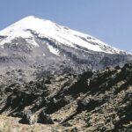 Volcanes más altos de México