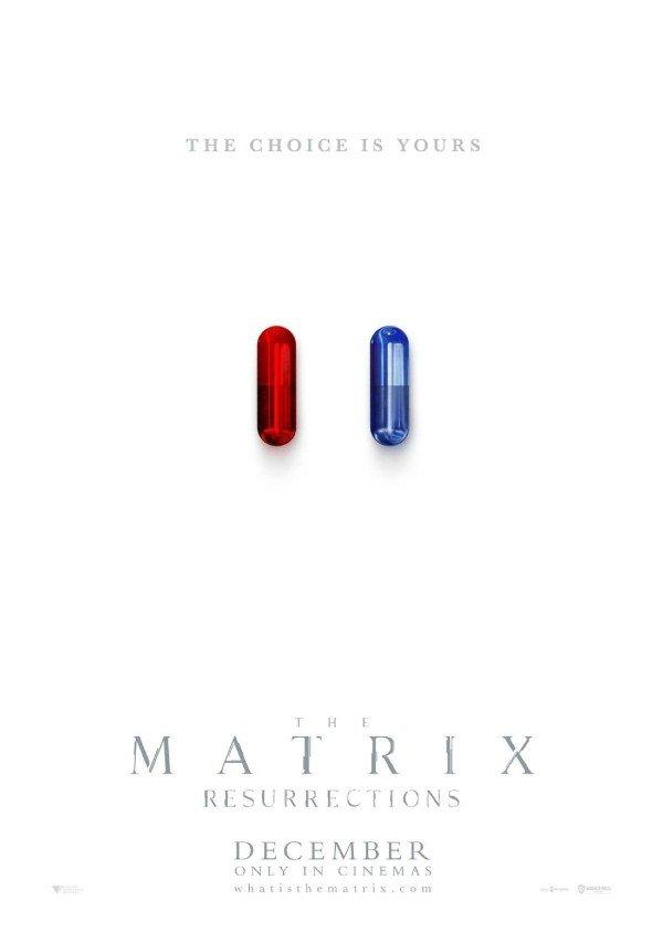 poster oficial matrix resurrections 4