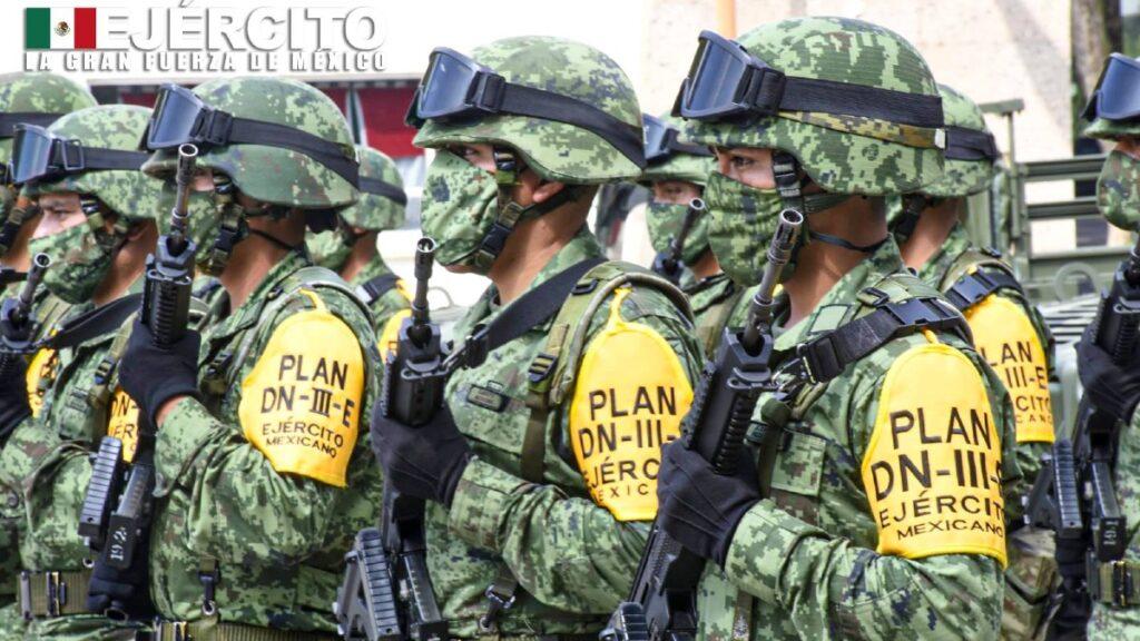 sedena ejercito mexicano reclutamiento convocatoria 2021