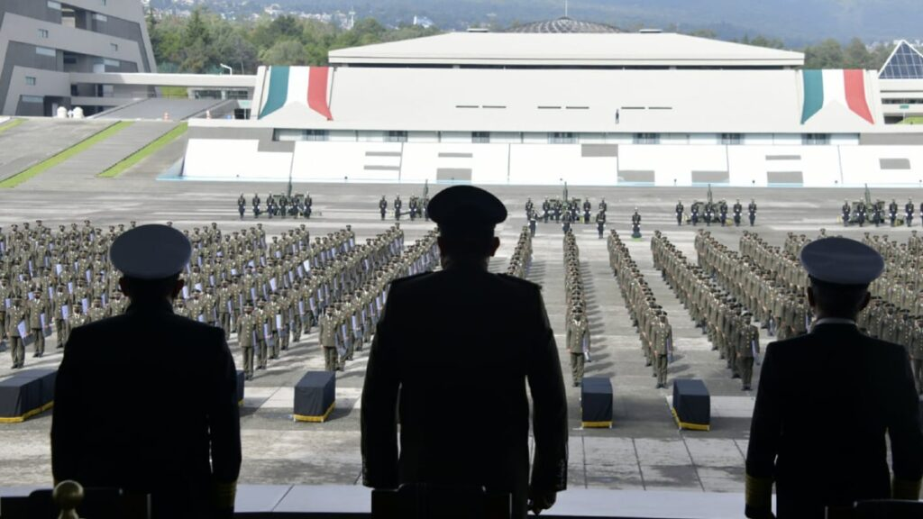sedena jerarquias militares rangos 2021