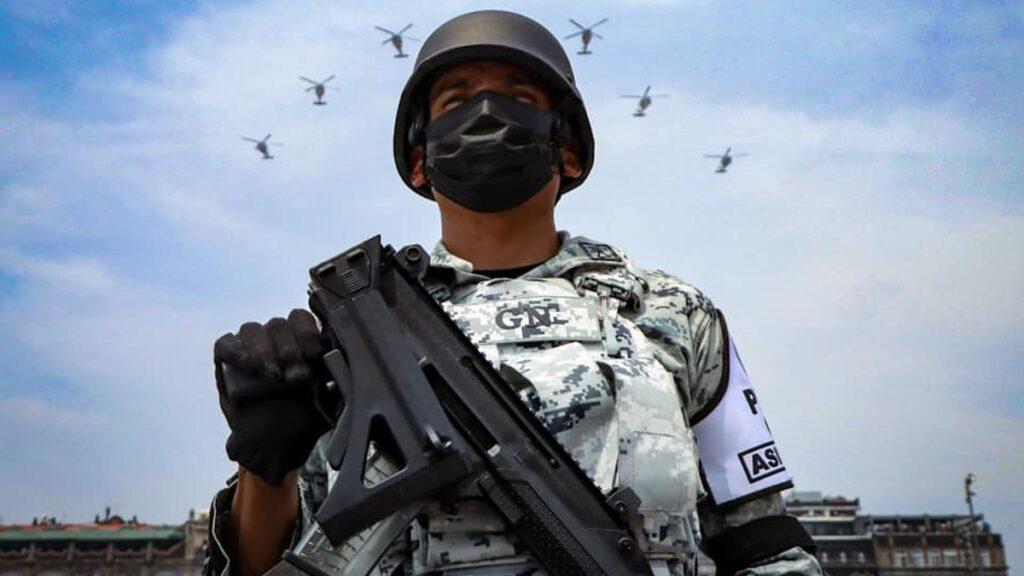 GUARDIA NACIONAL CONVOCATORIA RECLUTAMIENTO 1200 3