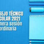 GUIA CTE COTUBRE PRIMERA SESION ORDINARIA 2021