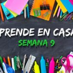 aprende en casa semana 9 2021