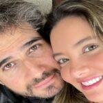 Daniella Álvarez y Daniel Arenas