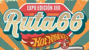 Expo Ruta 66 Hot Wheels 2021 llega al Poliforum León. Checa la fecha Foto: Especial