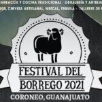 Festival del Borrego Guanajuato 2021. Todo lo que debes conocer Foto: Especial