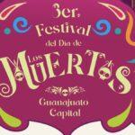 Programación Festival del Día de los Muertos Guanajuato Capital 2021 Foto: Especial