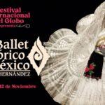 estival del Globo Guanajuato 2021 presenta al Ballet Folklórico de México de Amalia Hernández Foto: Especial