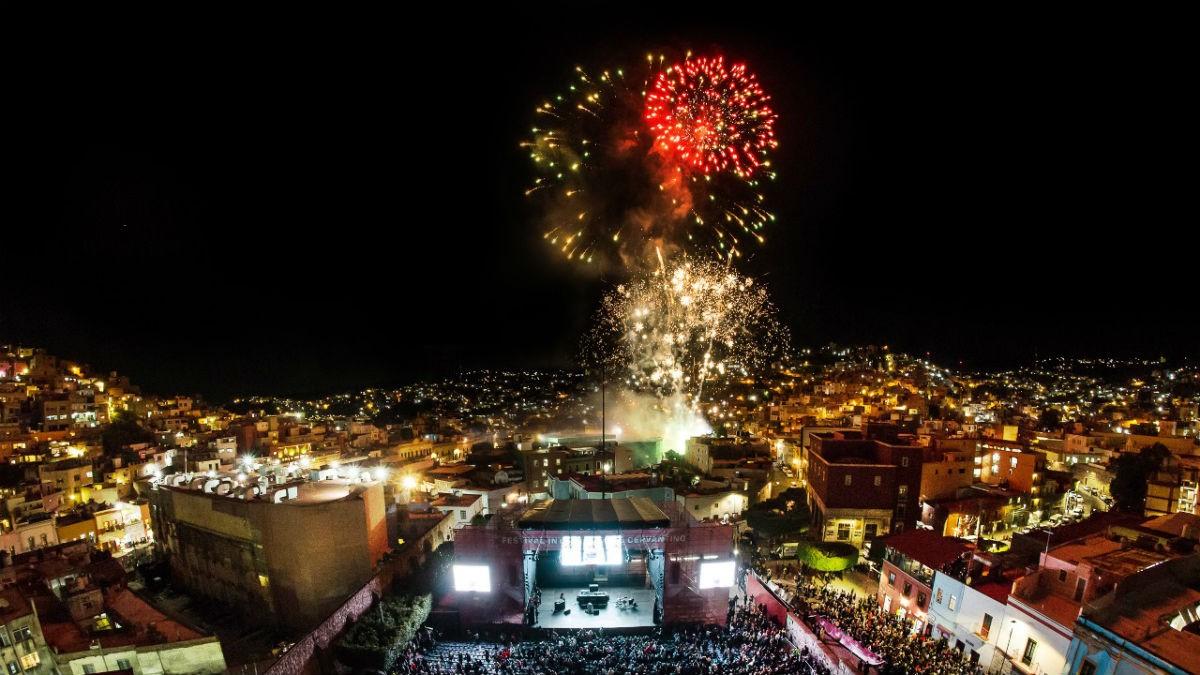 Festival Internacional Cervantino 2021. ¿Cómo será la seguridad? Foto: Especial