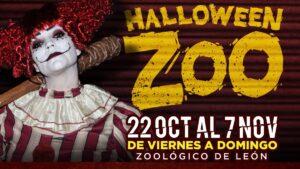 Halloween Zoo León, Guanajuato 2021. Fecha y costo del boleto Foto: Especial