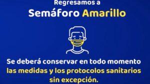 Semáforo Covid Guanajuato pasará a amarillo a partir del 18 de octubre Foto: Especial