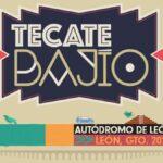 Tecate Bajío 2021. Cartel, fecha, costo del boleto y sede Foto: Especial
